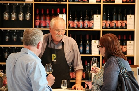 Shaws Road Winery and Cidery Cellar door
