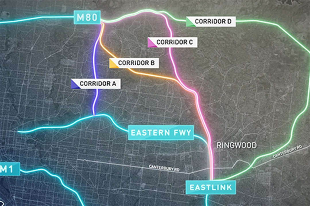 Council advocating for complementary North East Link projects on ( ̄︶ ̄)↗  id=75919